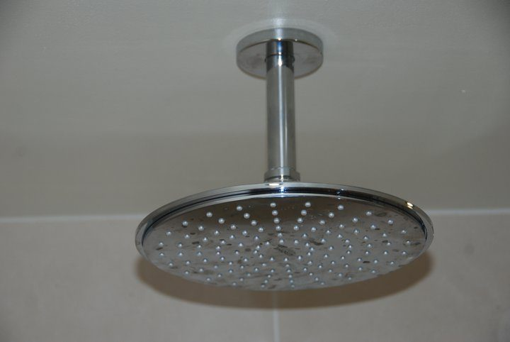 Ceiling Mounted Rain Fall Shower Head DC Remodel