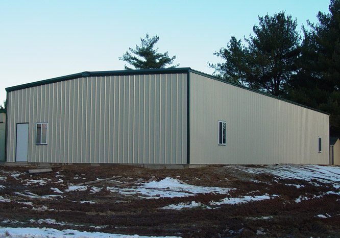 golf course steel building1