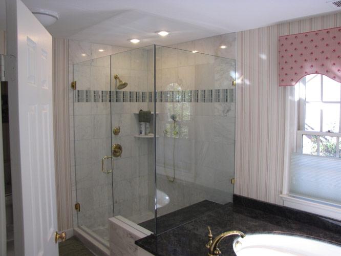 Bathroom Remodel Maryland bathroom remodeling - don hartman - silver spring, bethesda, dc