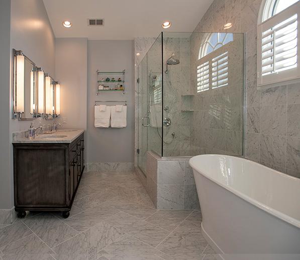 Gaithersburg Bathroom Remodel By DRHCI - Gaithersburg bathroom remodeling
