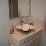 Bethesda Townhouse Bathroom Remodel - Townhouse bathroom remodel
