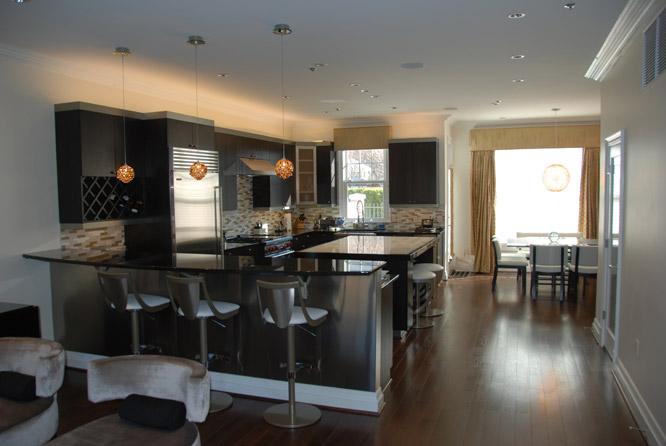 bethesda md townhome kitchen renovation. Black Bedroom Furniture Sets. Home Design Ideas