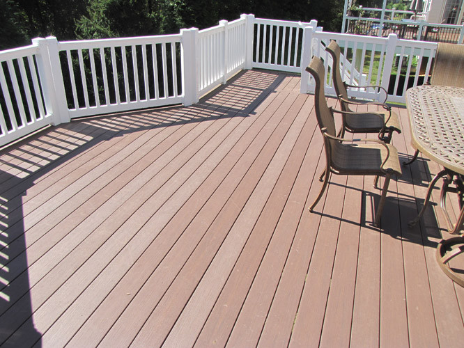 Deck Renovation – Montgomery County, MD