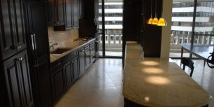 sand stone kitchen flooring