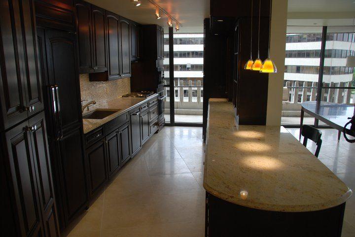 sand stone kitchen flooring