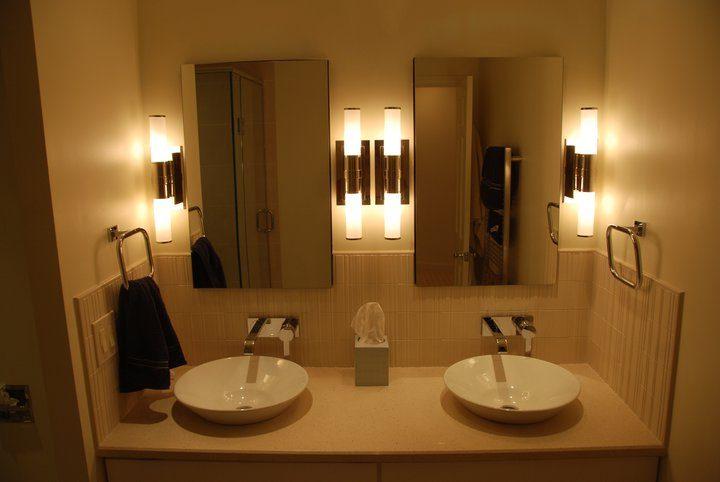 side by side sinks